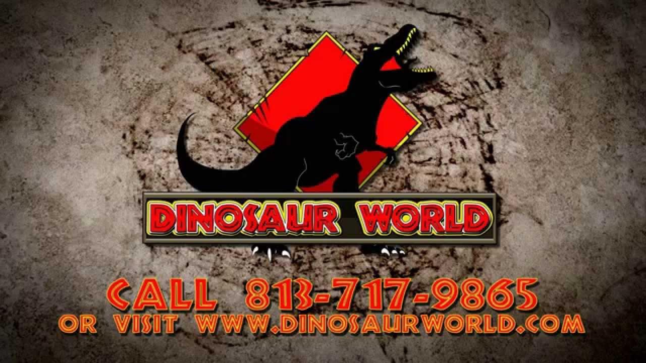 Florida – Dinosaur World