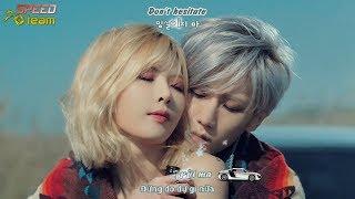 [Vietsub + Engsub + Kara] Trouble Maker (현아,장현승) - Now
