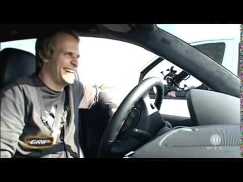VW Transporter TH2 vs  Porsche Cayenne Turbo S