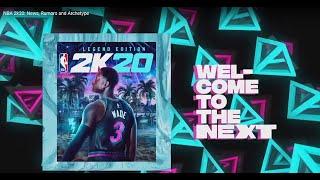 Nba 2k20: News, Rumors And Archetype