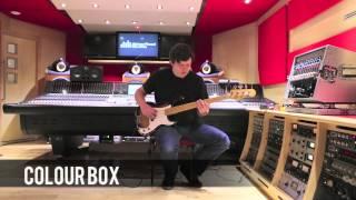 Colour Box on Bass