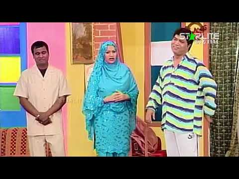 Asif Iqbal New Pakistani Stage Drama 7 Oct 2017 - Best Videos