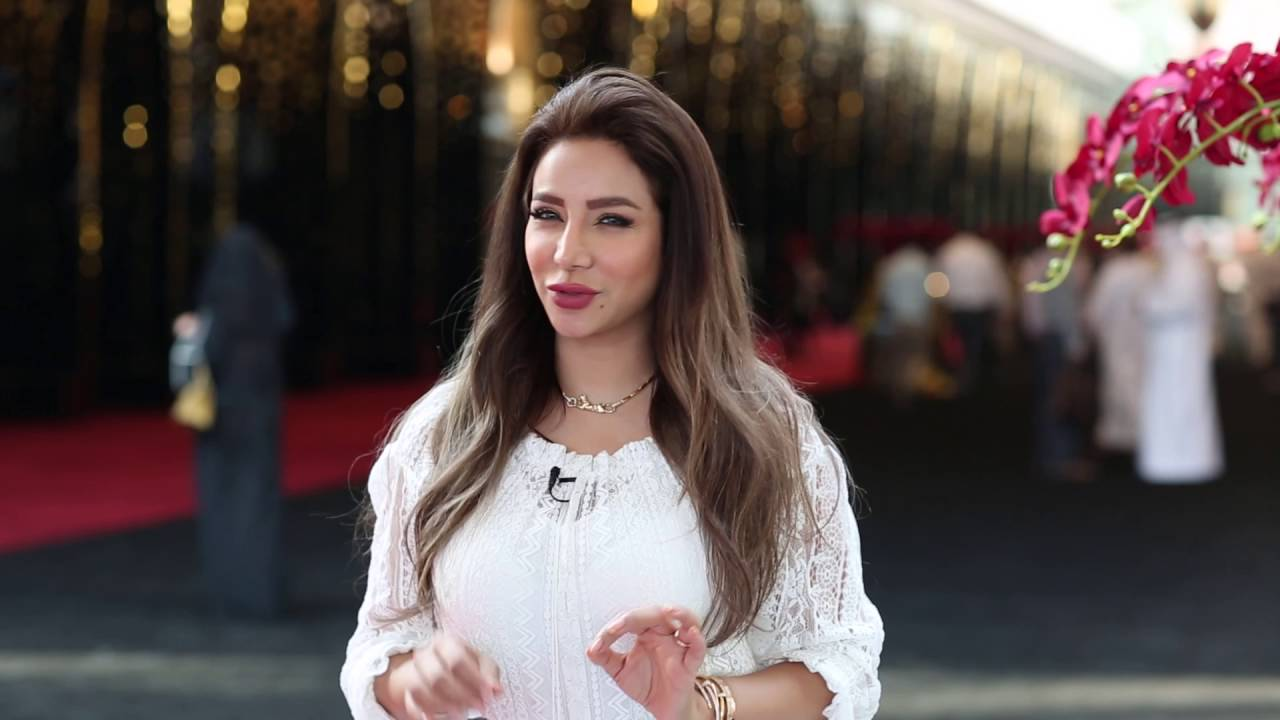 Lojain Omran Speaking During 41st Mid East Watch And