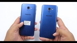 Samsung Galaxy On6 Unboxing, Camera, Quick Review, Comparison with Galaxy J6 | Hindi