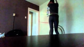 """""""Bed"""" by SZA hooping video"""
