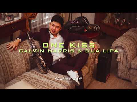 One Kiss - Calvin Harris Dua Lipa Saxophone Cover Saxserenade