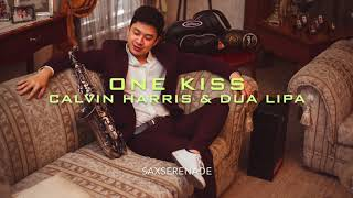 One Kiss - Calvin Harris, Dua Lipa (Saxophone Cover) Saxserenade