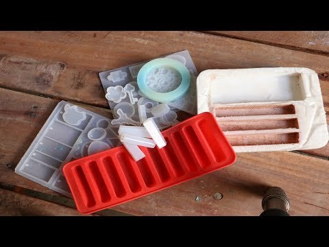 Diy Silicone Rubber Mold Making At Home