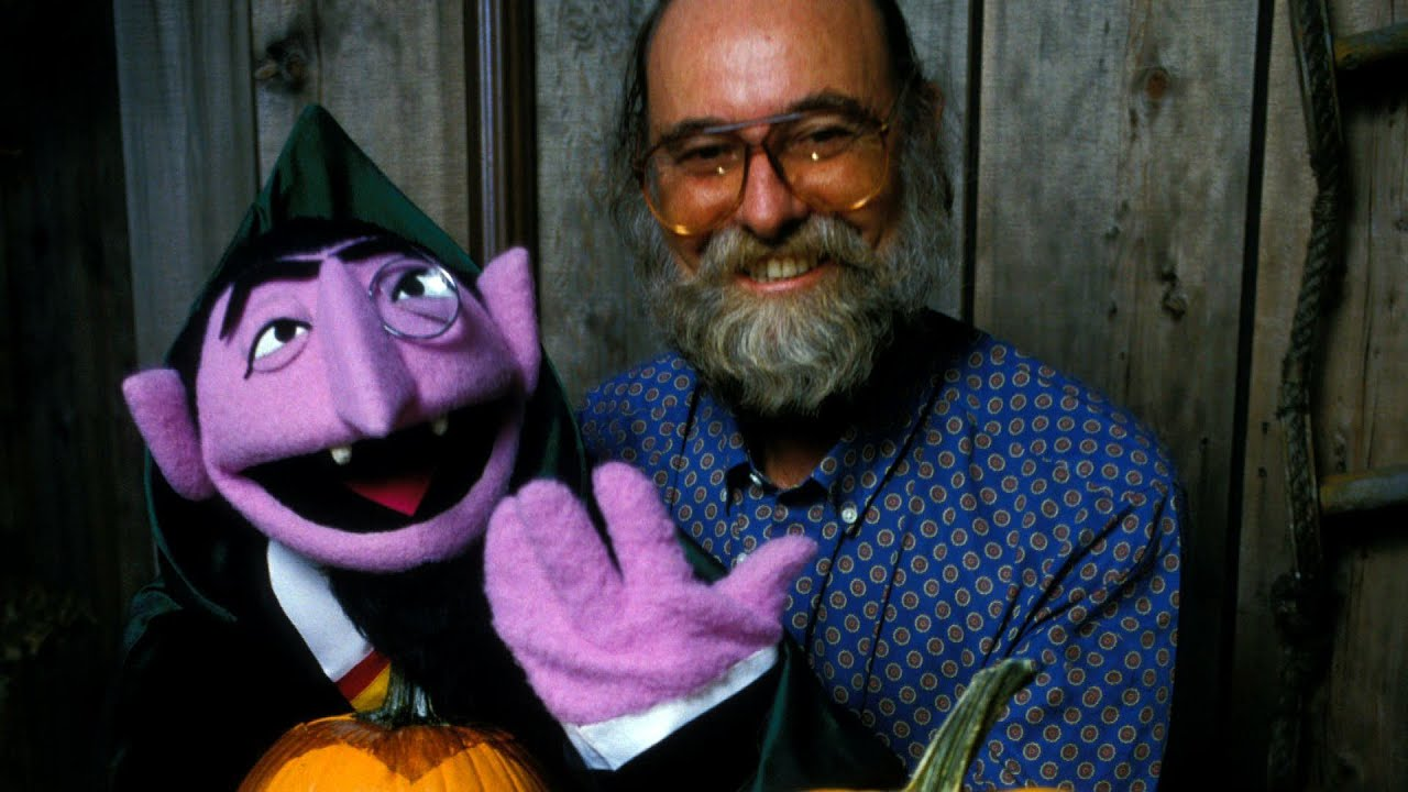 Remembering Jerry Nelson, voice of Count Von Count - YouTube
