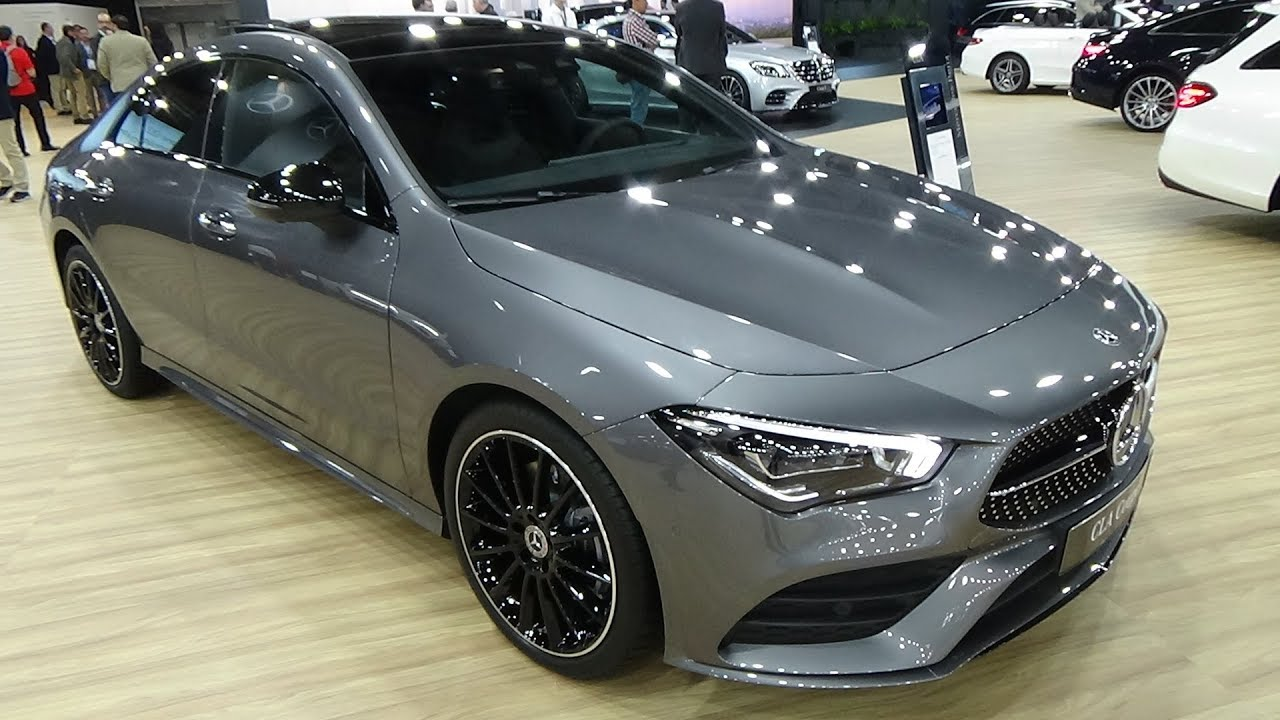 cla 200 coupe amg line 2019