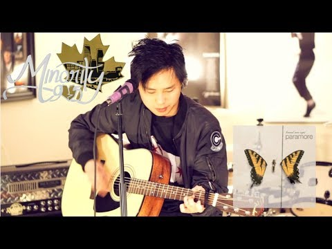 Paramore - The Only Exception (Acoustic Cover by Minority 905)