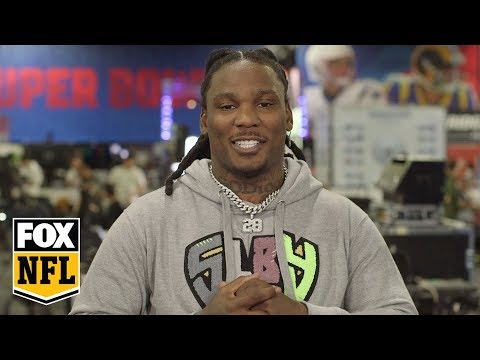 Chris Johnson Lists The Fastest NFL Players; Do You Agree?   FOX NFL