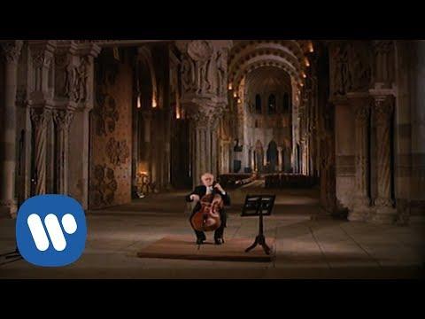 Rostropovich records the Prelude from Bach Cello Suite No1 BWV 1007