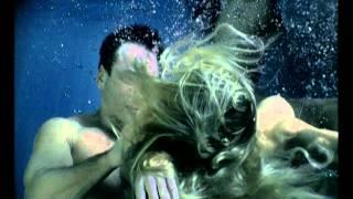 Мисс Playboy в эротической рекламе водки Байкал