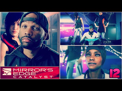 Mirror 39 s edge catalyst walkthrough gameplay part 12 for Mirror gameplay walkthrough