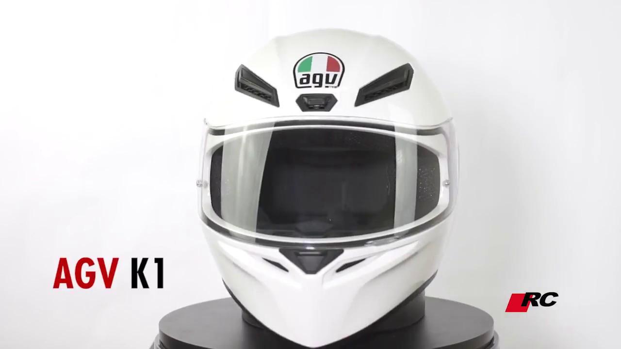 Review Agv K1 Soleluna Qatar 85 Motovlogindonesia By Tyo Vlog