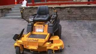 54 cub cadet zero turn lawn mower 24 hp rzt 54