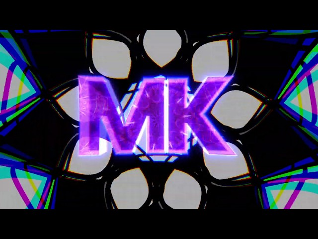 MK Timecoded Visuals - Head Is A Jungle