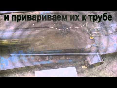 видео: изготовление подножки на лифан х60