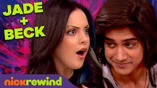 Jade & Beck's Relationship Timeline! 🖤 Victorious | NickRewind
