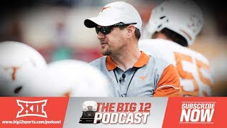 Tom Herman on The Big 12 Podcast - Full Interview