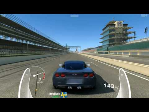 Real Racing 3: Chevrolet Corvette ZR1 - Drag Race (0-400m)