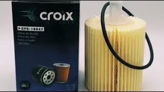 Croix Filtro de Aceite CFE-19547 Para Automóviles y Vehículos