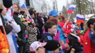 Олимпийские игры 2014 биатлон