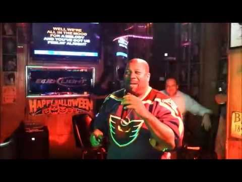 """Donna's Bar Karaoke: Chuck """"Piano Man"""""""