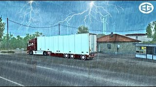 "[""ets2"", ""truck simulator"", ""euro truck simulator 2"", ""euro truck simulator"", ""ets"", ""gameplays"", ""tuning"", ""ccd"", ""city car driving"", ""racing"", ""illegal racing"", ""cars"", ""trucks"", ""realistic rain mod"", ""rain mod ets2"", ""realistic rain mod ets2"", ""ETS2 v1"