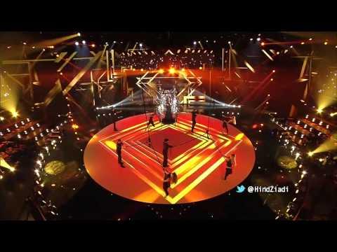 MBC The X Factor -هند زيادي -إنت إيه- العروض المباشرة