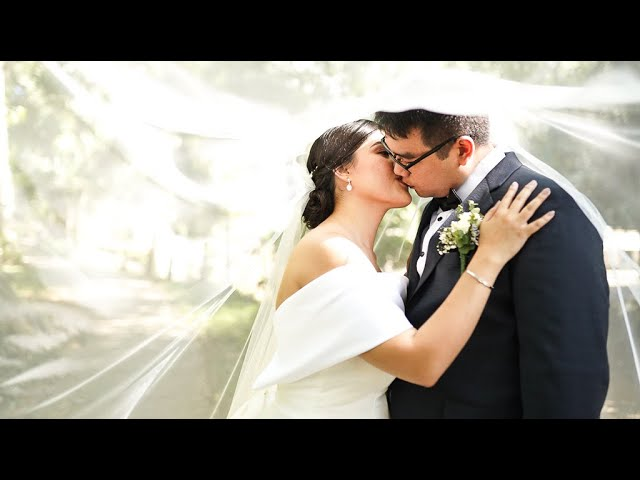 { Ron + Zab } Parish of Immaculate Heart of Mary and The Mango Farm | Wedding SDE Video Antipolo