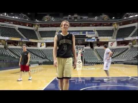 Pick-up Basketball at Banker