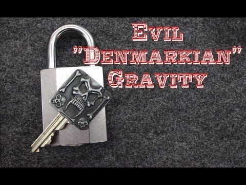 "(1152) Bjarne's ""Denmarkian Gravity"" Lock"