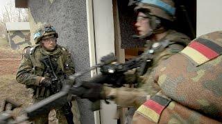 NRF: Abschlussübung der Panzergrenadiere - Bundeswehr