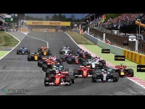 F1 GP Usa [Austin] 2017 - gara completa/complete race
