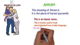 The meaning of Ahram