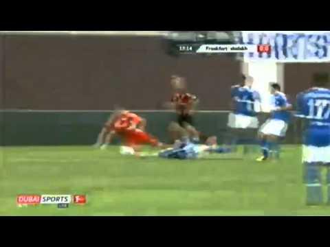 Jan Rosenthal Goal ~ Schalke vs Eintracht Frankfurt 0 1  Friendly Match  HQ