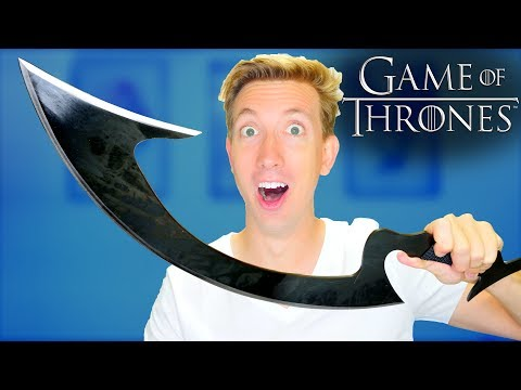 5 Game of Thrones Weapons in REAL LIFE