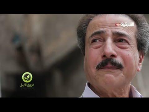 لأول مره بكاء الفنان قاسم الملاك و آسيا كمال عندما شاهدوا الموصل