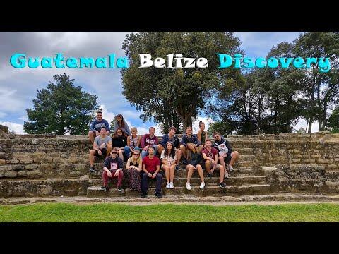 Guatemala Belize Discovery