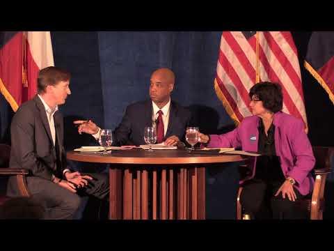 Grassroots Gubernatorial Debate Andrew White and Lupe Valdez 2018