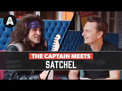 The Captain Meets Satchel (Steel Panther)