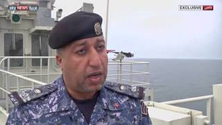 """انتهاء التدريبات البحرية لدول الخليج """"اتحاد 18"""" بالبحرين"""