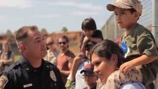 Jorge's Wish | Make-A-Wish | Camp Pendleton Marine Corps.