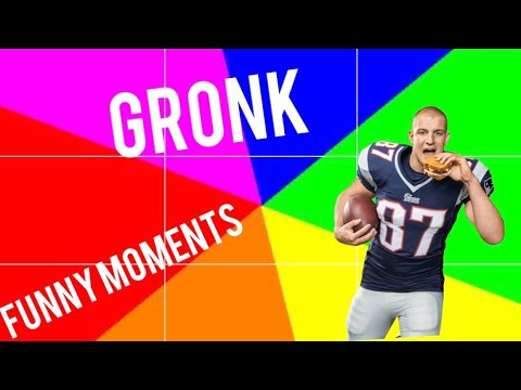 Rob Gronkowski Funny Moments Bloopers