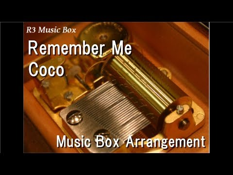 Remember MeCoco  Box