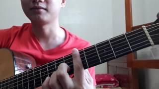 """Guitar hướng dẫn: Intro """"Thềm nhà có hoa"""" -ST: Thanh Tâm - áp dụng cho đệm hát"""