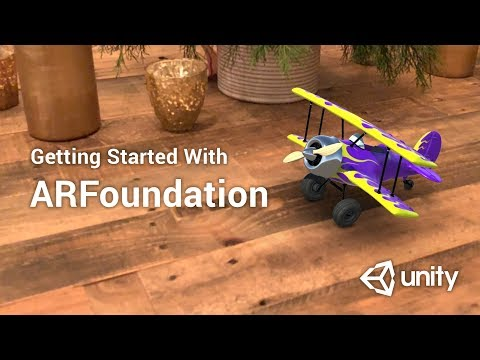 Getting Started With ARFoundation In Unity (ARKit, ARCore)