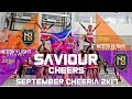 Saviours Cheerleaders @September Cheeria Cheers Competition  I [@Neoskylight] 2017